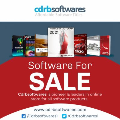 Need to buy Computer software  Need to buy Computer software! Get in touch with Cdrbsoftwares. We make sure that you will get totally legal computer software for a lower price. We think that everyone should have the capacity and ability to buy any computer software with an affordable price that fit in your budget and is willing to pay. It will encourage people to use pirated software, and receive all the much needed support from the vendor. These things allow us to stay top in business and provide excellent customers support they need. As software store, we are authorized software seller to sell their software on behalf of different brands of software, according to our price structure. We are always ready to provide Software license and support will be provided directly to you; to make sure that your software is legal, and get all the support you want.   The things that we learn come from the buy computer software. The software is what makes it possible to do the things that we do. Had you not learned how to read when you were a child, you would not be able to read this article. The ability to read this article is part of your brain's software at work. Your brain is just running it. And so the computer works the same exact way. The way a computer functions is based off of the same way a human functions. Load it up with knowledge and it can do virtually anything you want it to do. In this case, load the computer's hardware up with software that makes it smarter and you are on your way to buy computer software. Again, you can't really operate a computer without computer software.   For more information:- https://www.cdrbsoftwares.com/  https://scangator.com/listing/cdrb-softwares-42913